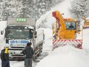 「出前かまくら」用の雪、横手から輸送開始 首都圏など7カ所で開催へ