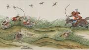 横手で「後三年合戦金沢柵」公開講座 金沢城跡など発掘調査を報告