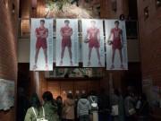 横手で全日本男子バレーボールチーム「龍神NIPPON」が強化合宿
