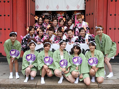 大阪三大夏祭り