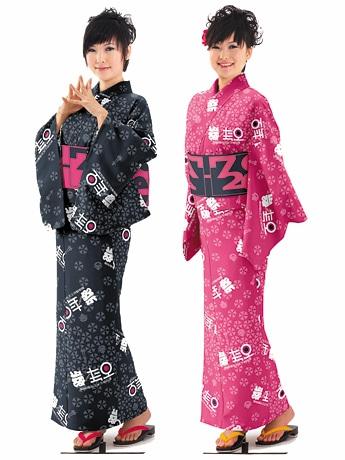 大阪市が製作した「728浴衣」