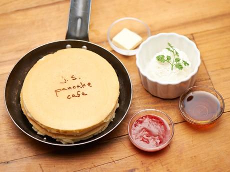 パン ケーキ js