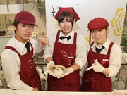 あべのハルカス近鉄本店に「いしのまきカフェ」催事出店、高校生が運営