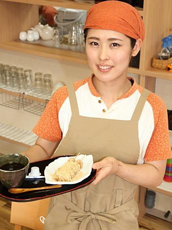 「阿倍野だんご本舗」昭和町本店が和カフエに