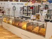 あべのHoopのパンケーキ店「Butter」、ポップコーン店を併設