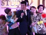 大阪の「絡んでくる」ご当地アイドル「オバチャーン」、松井知事に絡む