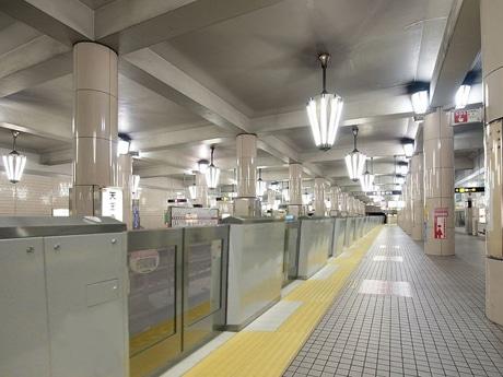 天王寺駅の完成イメージ(写真=大阪市交通局提供)
