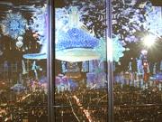 あべのハルカス展望台、3Dプロジェクションマッピングが期間延長