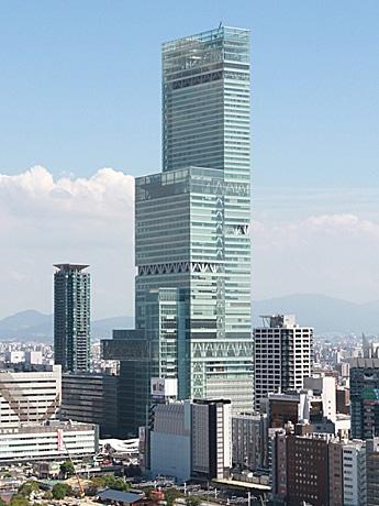 日本一の超高層ビル「あべのハルカス」