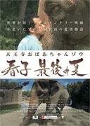 阿倍野でドキュメンタリー映画祭 天王寺動物園のアジアゾウ「春子」も