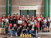 新世界でキッズダンス大会 19 チーム95人が参加