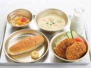 あべのハルカス近鉄本店で「昭和レトロ博」 昭和の給食、昭和のカレーなど
