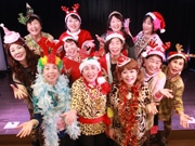 通天閣で「オバチャーン」紅白落選記念ライブ 「老後のクリスマス」サブテーマに