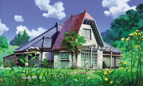 となりのトトロ  ©1988 Studio Ghibli
