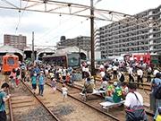 阪堺電車「路面電車まつり」開催へ モ501形車の記念ツアーも