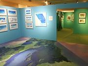 あべのハルカスで「メアリと魔女の花 ジ・アート展」 背景美術や制作資料を展示