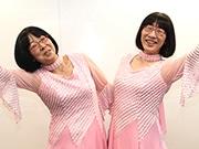 阿倍野で「阿佐ヶ谷姉妹」単独ライブ コント、漫才や生バンドで歌披露