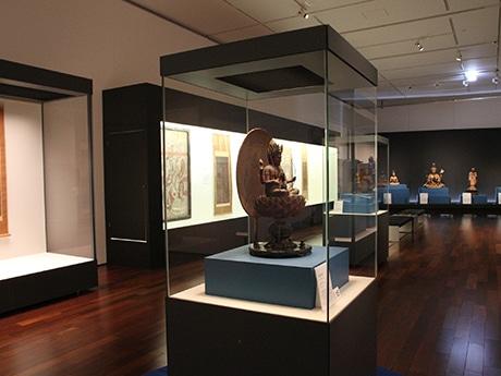 あべのハルカス美術館「奈良 西大寺展」 後期展示で秘仏「愛染明王坐像」