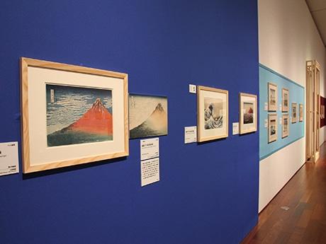 あべのハルカス美術館で「北斎-富士を超えて-」