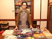 阿倍野にボードゲームカフェ「デザート*スプーン」 谷六から移転