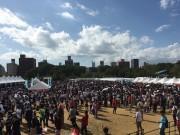 長居公園で今年も「肉フェス」開催へ 「飲めるハンバーグ」など
