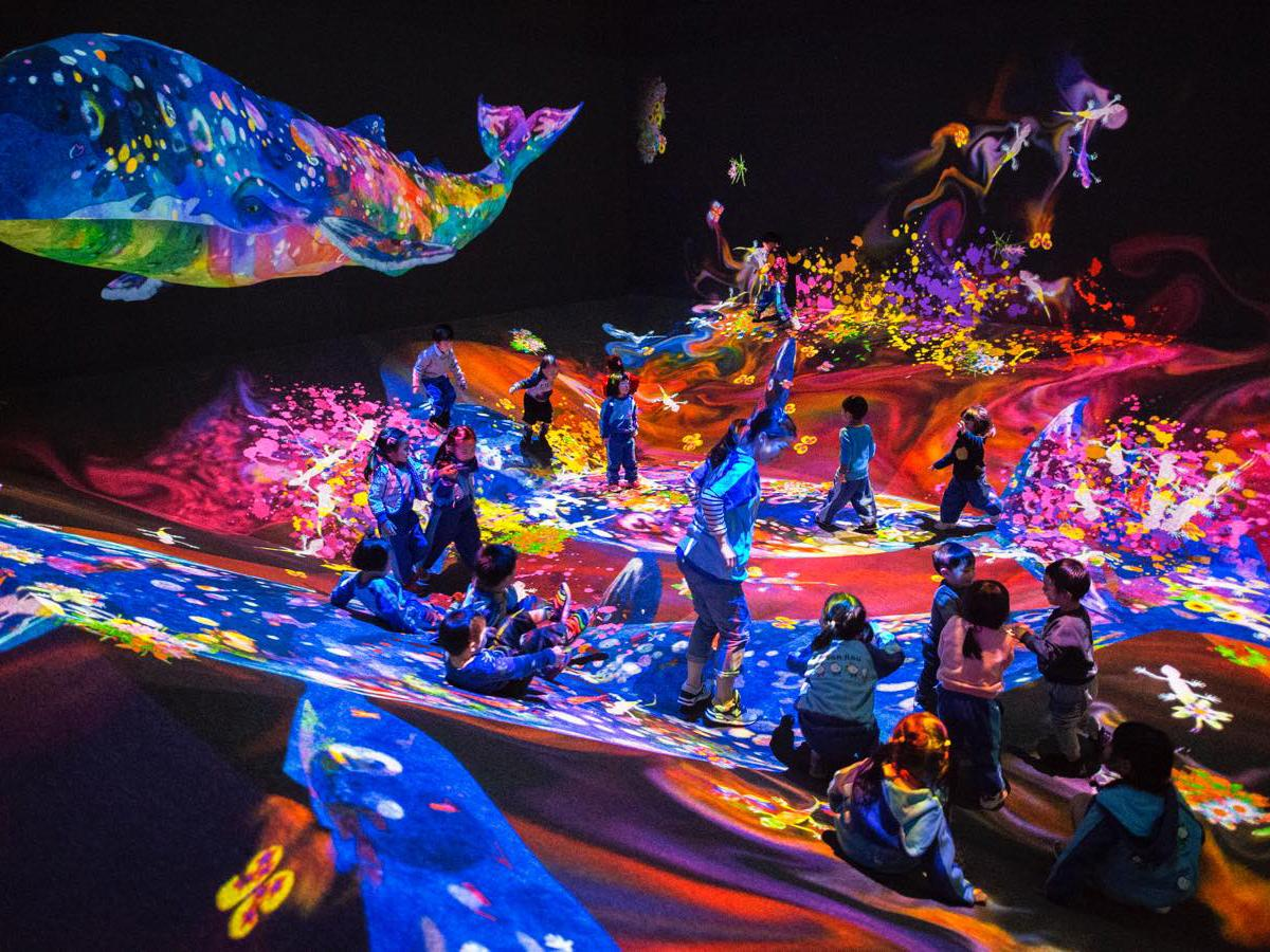 グラフィティネイチャー - 山と谷 / Graffiti Nature - Mountains and Valleys