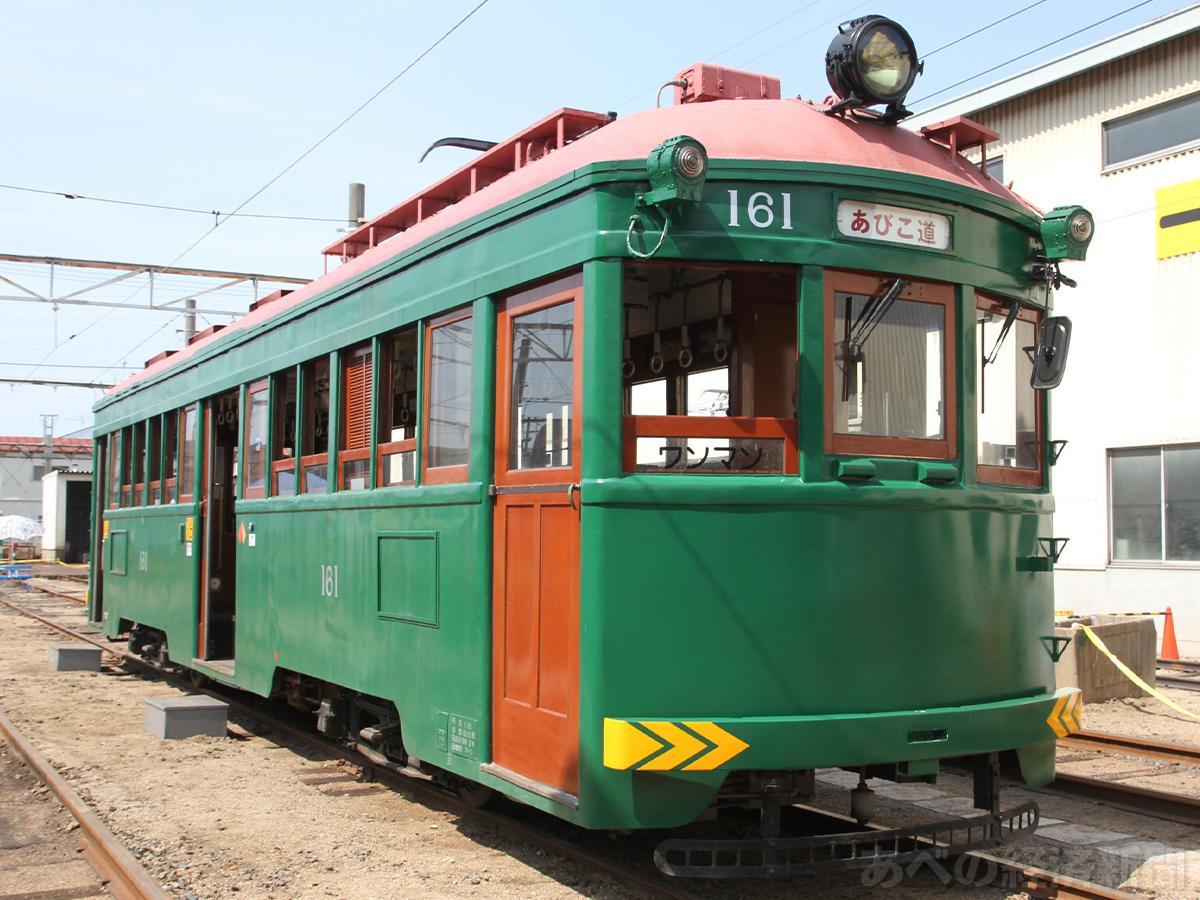 阪堺電車「モ161形車(161号車)」