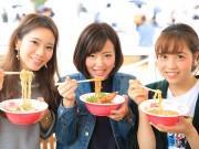 長居公園で「ラーメン女子博」開催へ 20店の出品ラーメン発表