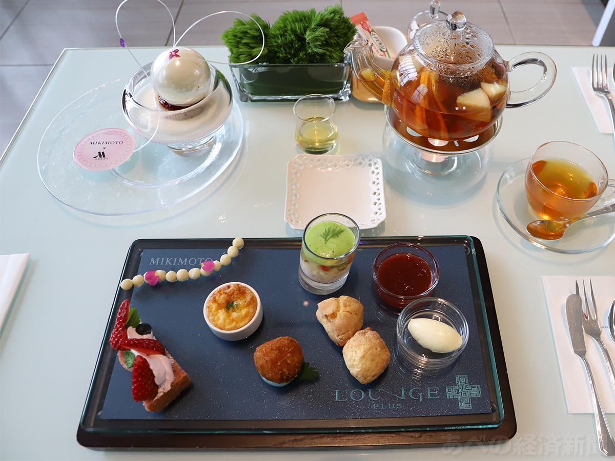 Mikimoto Afternoon Tea