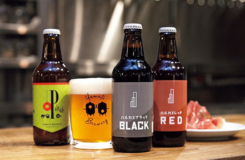 近鉄限定のクラフトビール「大和醸造」はじまりの音・ハルカス限定セット