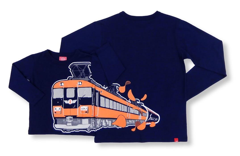長袖Tシャツ「近鉄12200系新スナックカー×OJICO」
