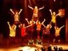 一心寺シアター倶楽で劇団「ひげ太夫」が公演-女性団員ばかりでひげ描く