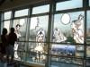 新世界・通天閣展望台がアート空間に-府「カンヴァス推進事業」の一環で