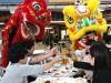 あべのアポロビル「楓林閣」で恒例ビアガーデン 中華料理を食べ放題で