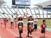 長居公園で「大阪マラソン」プレイベント 仮装ランナーも出走