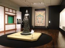 あべのハルカス美術館で「薬師寺展」 聖観音菩薩立像、吉祥天女像を特別展示