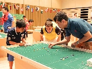 足立・千住で「おはじきサッカーアジア杯」日本初開催