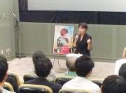 足立区民生児童委員・稲塚由美子さん企画ドキュメンタリー映画「隣る人」 再上映される