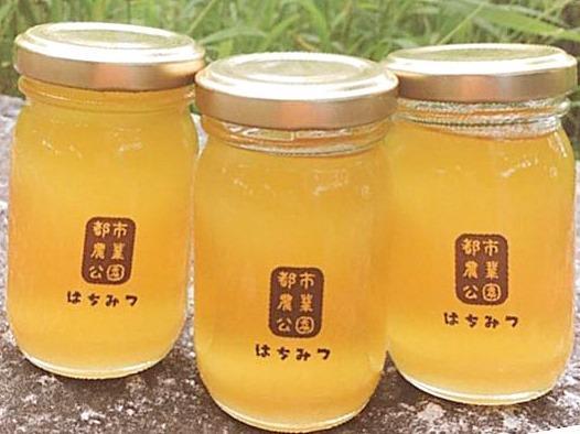 農業公園産蜂蜜