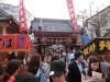 北千住・勝専寺で恒例の「閻魔開き」―多くの参詣者でにぎわう