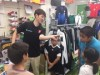足立・地元商店で子どもたちが職場体験、地域とつながるきっかけに