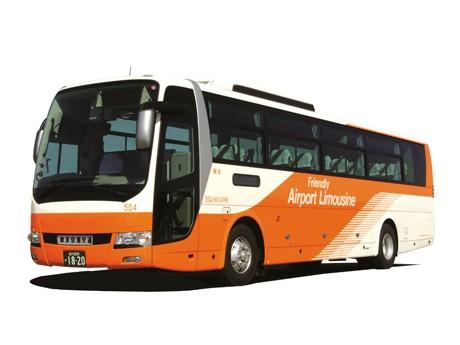 成田・羽田空港への空港バスでANAマイル加算-エアポート ...