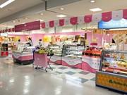 宮崎空港スイーツコーナーが話題に-店舗デザインでも「かわいい」演出