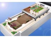 関空展望ホール、リニューアルオープンへ-最大級の空港ジオラマ公開も