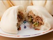 日本発国際線でオリジナル「AIR肉まん」-JAL・江戸清りーろんが共同開発