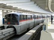 東京モノレールの駅・走行区間がサービスエリアに-UQ WiMAX