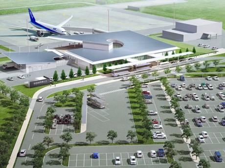 岩国錦帯橋空港、12月13日開港へ-ANAが羽田線を1日4往復