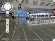 グーグルマップに中部空港空港のパノラマ画像-世界初、空港内「ストリートビュー」