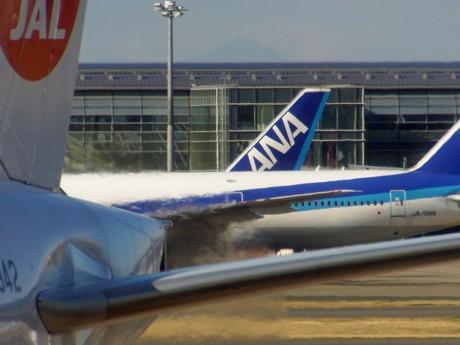 日系2社が定時運航で世界最高に-米航空情報サービス会社調査