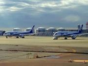 JAL・ANA、B787運航再開へ-6月1日より、羽田待機11機も離陸準備